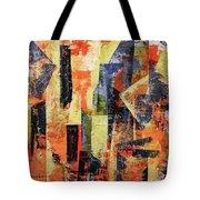 Urban Patterns 7 Tote Bag
