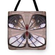 Urban Reflection Tote Bag