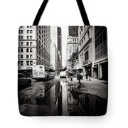 Urban Reflections Tote Bag