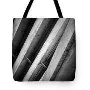Urban Rib Cage - Number One Tote Bag