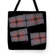 Urban Space Tote Bag