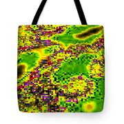 Urban Sprawl Tote Bag