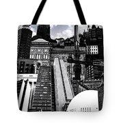 Urban Stockholm Tote Bag