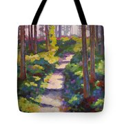 Urban Trail Climb Tote Bag
