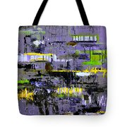Urban Transport  Tote Bag
