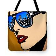 Urban Vision Tote Bag