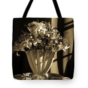 Urban Wildflowers  Tote Bag
