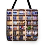 Urbanisation Tote Bag