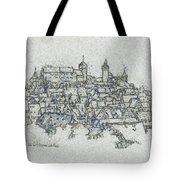 uremberg Sketching Tote Bag