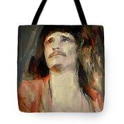 Uriah Heep Portrait Tote Bag