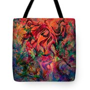 Urn Of The Fire Tote Bag