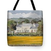Urpeth Hall Co Durham Tote Bag