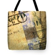 Us 100 Dollar Bill Security Features, 6 Tote Bag