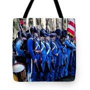 U.s. Army 1845 Tote Bag