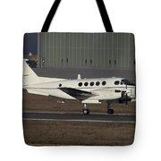 U.s. Army C-12 Huron Liaison Aircraft Tote Bag