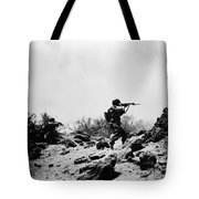 U.s. Army Soldier Tote Bag