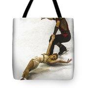 U.s. Figure Skating Championships  Tote Bag