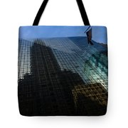 Us Flag Right Tote Bag