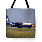 Us Navy Blue Angels Tote Bag