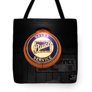 Us Route 66 Buick Sales Globe 02 Sc Tote Bag