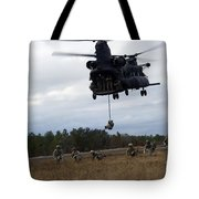 U.s. Soldiers With The 7th Special Tote Bag