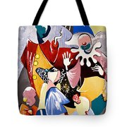Us - The Manipulated Ones Tote Bag