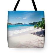Us Virgin Islands, St. John, Cinnamon Tote Bag