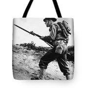 U.s World War II Infantry, 1942 Tote Bag