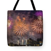 Usa 1 Tote Bag by Ross G Strachan