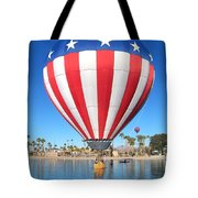 Usa Balloon Tote Bag