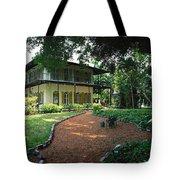 Usa, Florida, Key West, Ernest Tote Bag