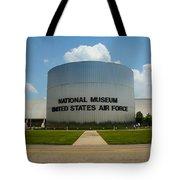 Usaf Museum  Tote Bag
