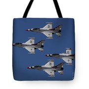 Usaf Thunderbirds Tote Bag