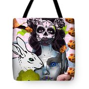 Usagicatrina Tote Bag