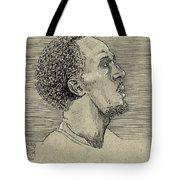 Usain Bolt Tote Bag