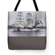 U S C G  Eagle Tote Bag