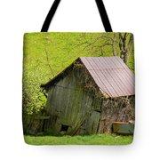Used Virginia Barn Tote Bag