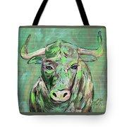 Usf Bull Tote Bag