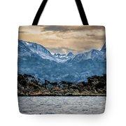 Ushuaia Ar 9 Tote Bag