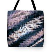 Ushuaia Ar - Ocean Ripples 1 Tote Bag
