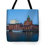 Uspenski Cathedral Tote Bag