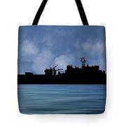 Uss Pearl Harbor 1996 V1 Tote Bag