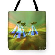 Usurpers Tote Bag by Corey Ford