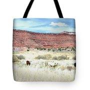 Utah 7 Tote Bag