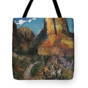 Utah Canyon Tote Bag
