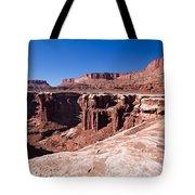 Utah-canyonlands National Park Tote Bag