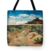 Utah Hill #6 Tote Bag
