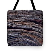 Utah Juniper Root Detail Tote Bag