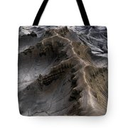 Utah Moonscape Tote Bag