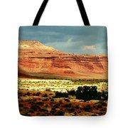 Utah Plateau Mtn M 302 Tote Bag